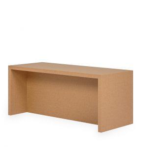 Papercomb   Hocker aus Papper   Pappbank   Becky Bench Cardboard
