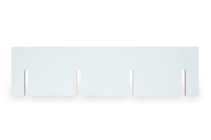 Papercomb Shelly White EB 125 front